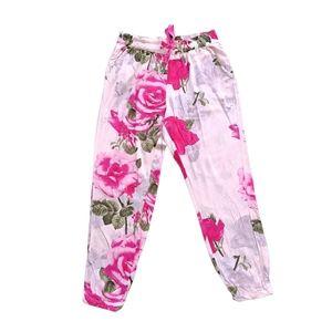Peter Alexander Size XS Floral Crop Pyjama Pants PJs